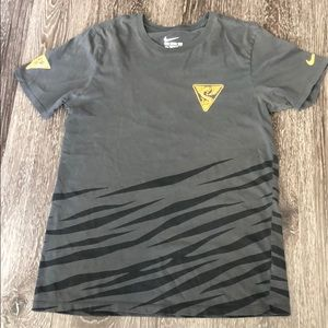 Nike Black Mamba T-Shirt Kobe Bryant S